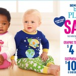 Kids' Clothing Deals: Save During TCP's Baby and Spring Sale