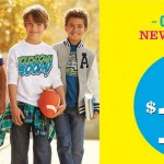 Today Only: Online Only Buy More Save More Event + FREE Shipping Offer From The Children's Place (Promo Code)