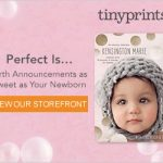 Baby Deals: Save Up To 25% On Birth Announcements At Tiny Prints