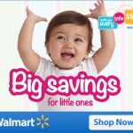 Baby Deals: Big Savings For Little Ones During Walmart's Baby Days