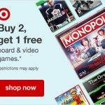 Kids' Play Deals: Buy 2 Video Games or Board  Games, Get One FREE Deal {Valid 10/29-11/4}