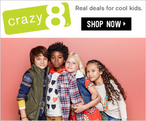 photo relating to Crazy8 Printable Coupons identified as Penny Pinching Father or mother supporting your self pinch your pennies Web site 2